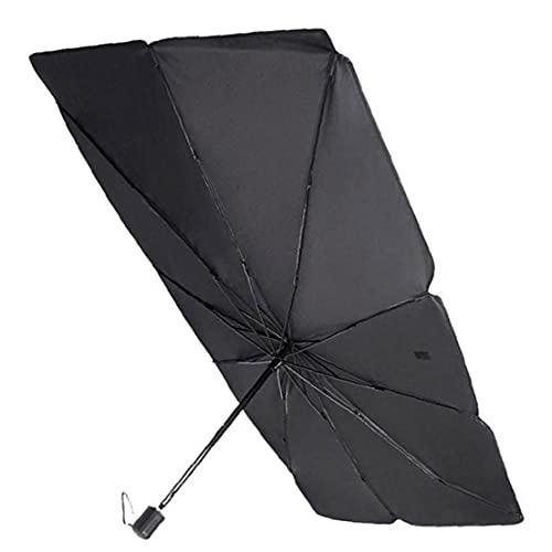 Parabrisas del Coche Parasol Paraguas Plegable De Coches Parasol del Vehículo UV...