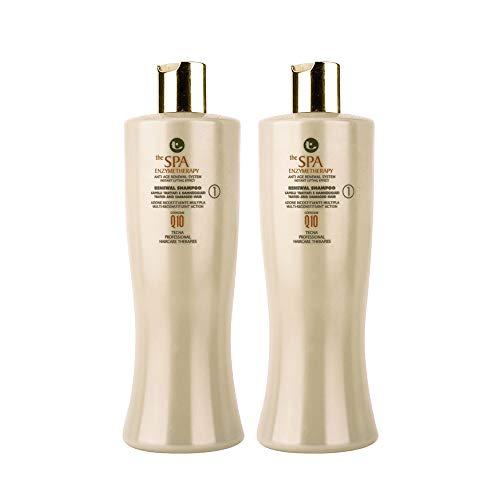 Tecna SPA Renewal Shampoo 500ml kit 2 pcs
