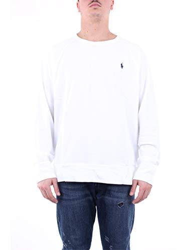 Polo Ralph Lauren Sudadera Hombre 710644952 Blanco Bianco XXL