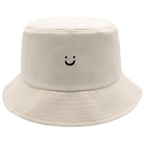 HSYZZY 100% Cotton Bucket Hat Unisex