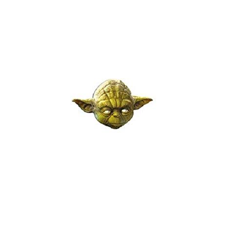 DC Masque Maître Yoda Star Wars - Deguisement Carnaval - Carton - 835