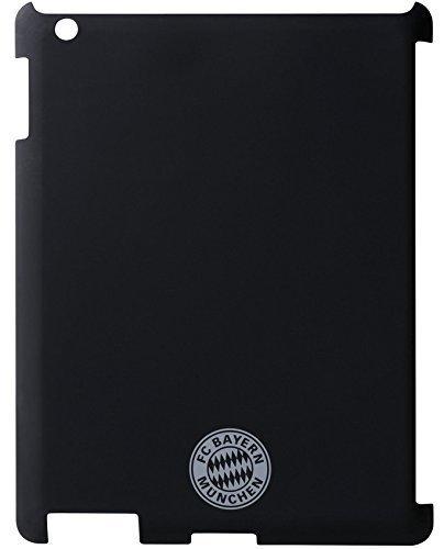 Preisvergleich Produktbild Back Cover für Apple iPad 3 4 Schwarz [FC Bayern München]