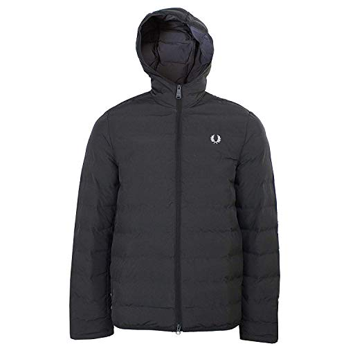 Fred Perry Insulated Hooded Jacket Heren