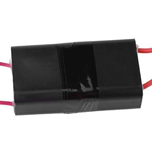 Encendido por pulso de arco Volumen pequeño 5CM Generador de pulsos de fuerza de descarga estable 500KV Pulso de alto voltaje Accesorios industriales para experimentos de ciencias de