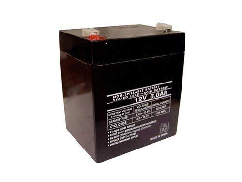 PowerStar AGM 12V 5AH Replaces Werker WKA12-5F SLA Battery