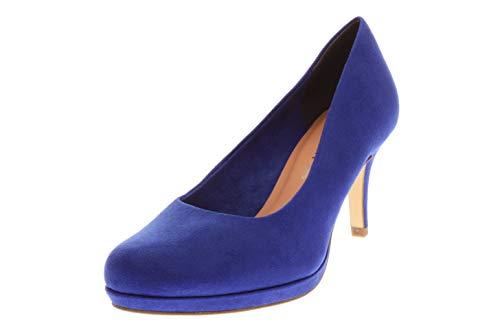 Tamaris Damen Pumps Da.-Pumps 1-1-22464-32 838 blau 624099