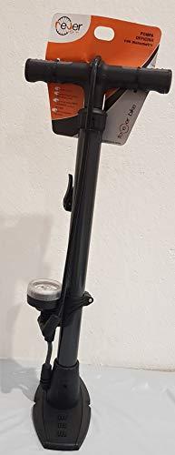 Forejer Bike - Bomba de taller con manómetro