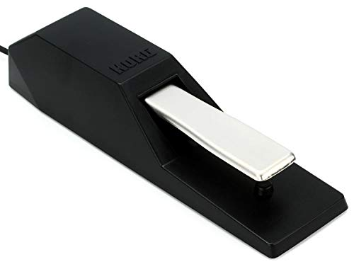 Korg DS-1H Piano-Style Sustain Pedal with Half-Damper Control