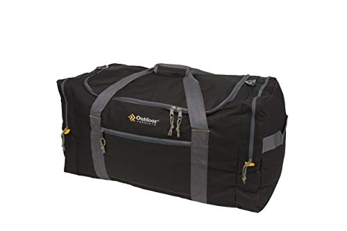 Outdoor Products Mountain Duffel (Large (15 x 15 x 30 Inch), Black)