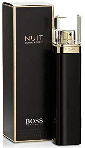 Perfume NUIT POUR FEMME von Hugo Boss Damen 75ml Eau de Parfum !!!