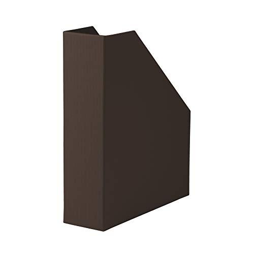 Rössler 1318452870 - S.O.H.O. Stehsammler für DIN A4, 8,5 cm, espresso