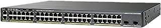 Cisco WS-C2960XR-48FPD-I Catalyst 2960-XR 48 Gige PoE Switch w/ Dual PWR-C2-1025WAC Power Supply