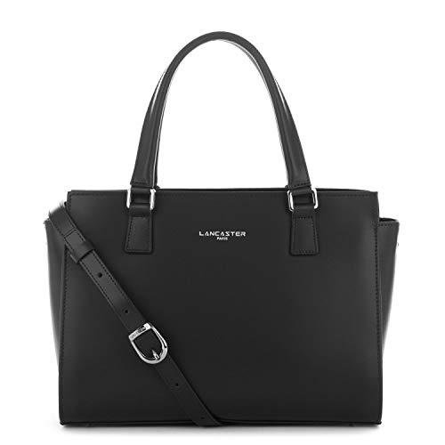 LANCASTER Petit sac cabas main Noir