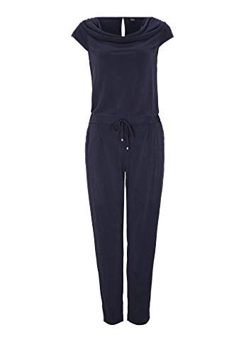 s.Oliver BLACK LABEL Damen 150.10.005.20.201.2037476 Overall, Navy, 34