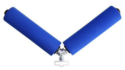 Dinsmores Pole Roller Rest - Blue, 15 cm