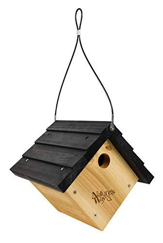 Nature's Way Bird Products CWH1 Cedar Wren House