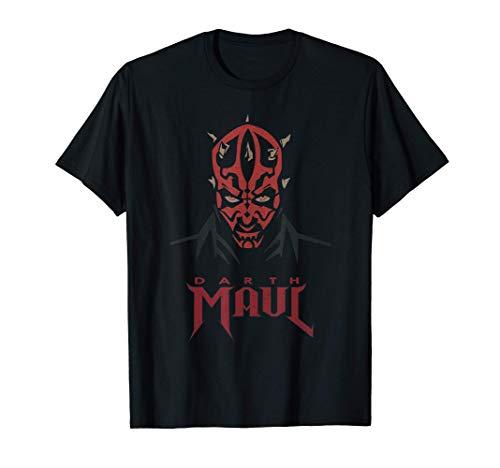 Star Wars Darth Maul Sith Lord Maglietta