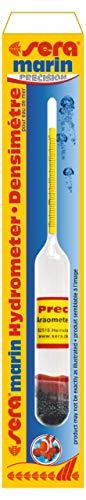 Sera 8910 Marin Aräometer ein Dichtemesser bzw. Salzgehaltmesser fürs Meerwasser Aquarium