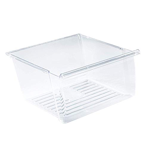 Lifetime Appliance 2188661 Crisper Bin (Upper) Compatible with Whirlpool Refrigerator - WP2188661