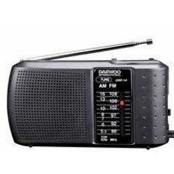 Daewoo DRP 14 - Radio Portátil Drp-14