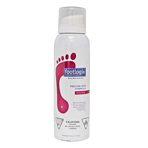 FOOTLOGIX Peeling Skin Formula