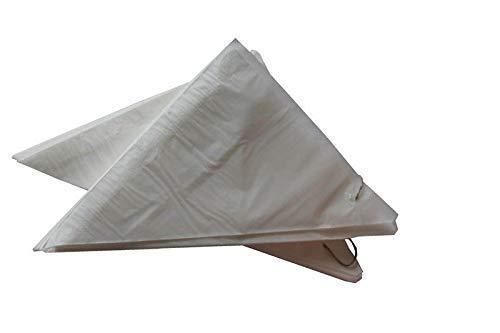 PGV Spitztüten aus Pergament gefädelt (100 Stück, 19 cm)