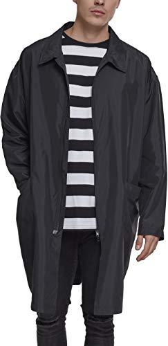Urban Classics Oversized Coat Cappotto, Nero (Black 00007), XXL Uomo