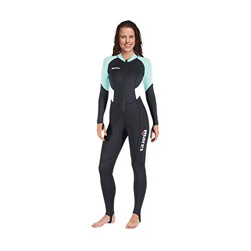 Mares Unisex-Adult Trilastic Steamer Wetsuit, schwarz, M