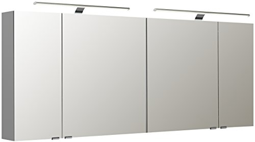 PELIPAL S5 Spiegelschrank/SPSD 34 / Comfort N/B: 180 cm
