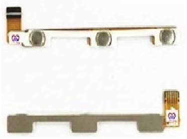 ROBO Power on/Off Sound Button up Down Key Flex Cable Substitute Part for Gionee Pioneer P4