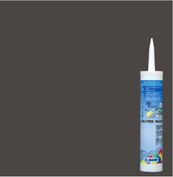 Mapei Keracaulk U Unsanded Caulk (Charcoal) - 10.5-oz