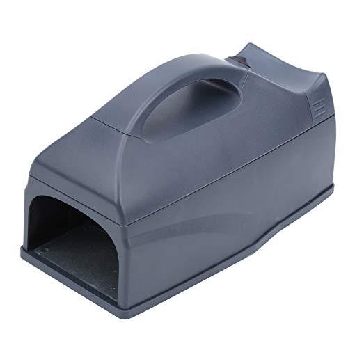 Receptor de ratón lavable anti-plagas de alto voltaje Alarma de luz LED Control de monitorización remota para soporte del sistema anti-ratas para Tuya