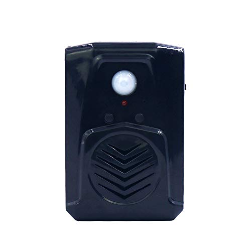 Replaceable Voice PIR Infrared Motion Sensor Scream Box Speaker with USB Download Function Halloween Christmas MP3 Music Horror Joy Voice Audio Speaker