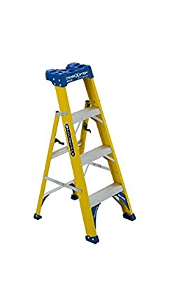 Louisville Ladder Cross Step Ladder