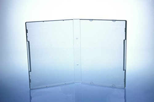 10 Stück Kronenberg24 Multi Storage Box transparent 190x137x37mm