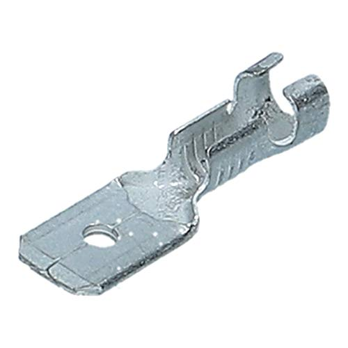 LUTH Premium Profi Parts Enchufe Plano vacío 6,3 mm 1-2,5 Acumulador de...