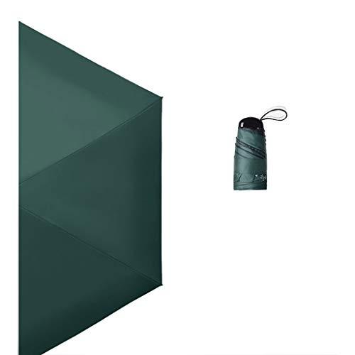 ZRYYD Ultra-pequeño 14cm de titanio dorado súper protecci�