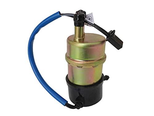 BLUE ELF Premium 3/8'(10MM) Fuel Pump For 1998-2004 Yamaha YZFR1 YZF600R 2003-2008 Honda VTX1300S