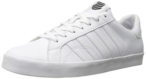K-Swiss Herren Belmont SO Sneakers, Weiß (White/Black 102), 46 EU