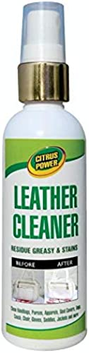 Leather Cleaner Handbags Sofas Care Spray 100ml Pack of 1