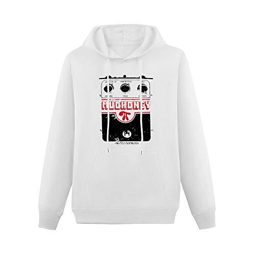 SOKS Mudhoney Elctro Harmonix Superfuzz Vintage Retro 2512 Printed Sweater White 3XL