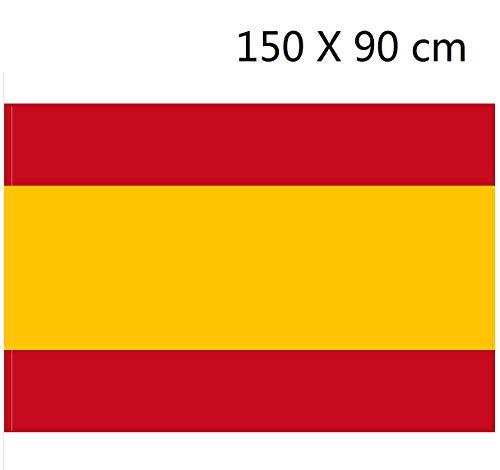 NEWTORO DURABOL Bandera de España sin Escudo 150 * 90 cm