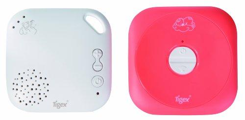 Tigex Babyphone, Écoute-bébé Advance DECT blanc/corail