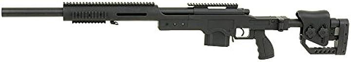 Fucile sniper softair well fucile a molla sniper mb4410a folding softair B077W1WBFR