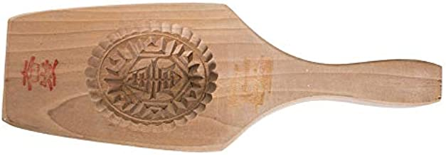 RedMan 8319 Tortoise Wooden Mold,Brown