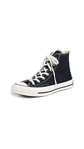 Converse Chuck Taylor CTAS 70 HI Canvas, Zapatillas de Deporte Unisex niño, Negro (Black 001), 35 EU