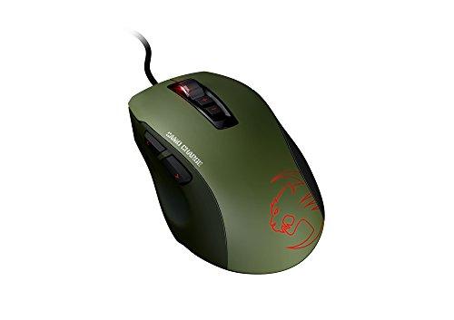 ROCCAT Kone Pure Gaming Maus Camo Charge grün