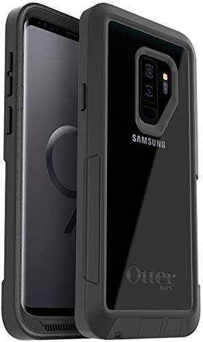 OtterBox Pursuit Series Case for Samsung Galaxy S9 PLUS - Non-Retail Packaging - Clear