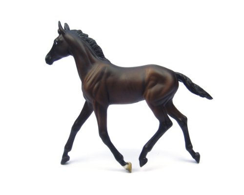 Breyer - 1490 - Figurine - Animal - Cheval Zenyatta's First Colt