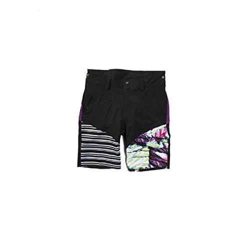 Primal Desgaste Mujeres de Alpine Camuflaje Escade Pantalones Cortos, Mujer, Color Alpine Camo, tamaño Small